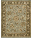 RugStudio presents Nourison 2000 2234 Blue Hand-Tufted, Best Quality Area Rug