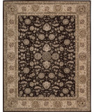 RugStudio presents Nourison 2000 2261 Espresso Hand-Tufted, Best Quality Area Rug