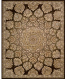 RugStudio presents Nourison 2000 2318 Brown Hand-Tufted, Good Quality Area Rug