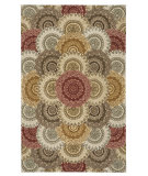 RugStudio presents Nourison Nourison 2000 2335 Multicolor Hand-Tufted, Good Quality Area Rug