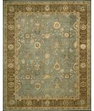 RugStudio presents Nourison 3000 3002 Light Blue Hand-Tufted, Best Quality Area Rug