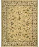 RugStudio presents Nourison 3000 3004 Yellow Hand-Tufted, Best Quality Area Rug