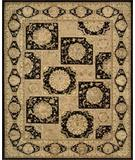 RugStudio presents Nourison 3000 3007 Black Hand-Tufted, Best Quality Area Rug
