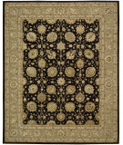 RugStudio presents Nourison 3000 3105 Black Hand-Tufted, Best Quality Area Rug
