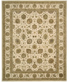 RugStudio presents Nourison 3000 3105 Ivory Hand-Tufted, Best Quality Area Rug