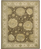 RugStudio presents Nourison 3000 3106 Brown Hand-Tufted, Best Quality Area Rug