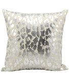 RugStudio presents Kathy Ireland Pillows A3245 Silver