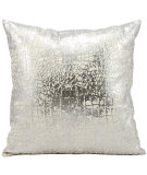 RugStudio presents Kathy Ireland Pillows A3258 Silver