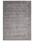 RugStudio presents Nourison Adella Ade02 Charcoal Machine Woven, Good Quality Area Rug