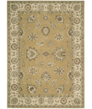 RugStudio presents Nourison Alexandria AL-04 Gold Machine Woven, Better Quality Area Rug