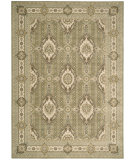 RugStudio presents Nourison Alexandria AL-07 Green Machine Woven, Better Quality Area Rug