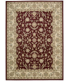 RugStudio presents Kathy Ireland Ki11 Antiquities Ant01 Garnet Machine Woven, Good Quality Area Rug
