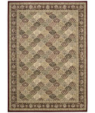 RugStudio presents Kathy Ireland Ki11 Antiquities Ant02 Multicolor Machine Woven, Good Quality Area Rug