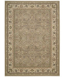 RugStudio presents Kathy Ireland Ki11 Antiquities Ant03 Cream Machine Woven, Good Quality Area Rug