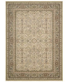 RugStudio presents Kathy Ireland Ki11 Antiquities Ant03 Ivory Machine Woven, Good Quality Area Rug
