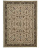 RugStudio presents Kathy Ireland Ki11 Antiquities Ant04 Cream Machine Woven, Good Quality Area Rug
