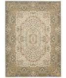 RugStudio presents Kathy Ireland Ki11 Antiquities Ant05 Ivory Machine Woven, Good Quality Area Rug