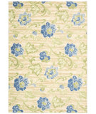 RugStudio presents Nourison Waverly Aura Flora Aof02 Capri Machine Woven, Good Quality Area Rug