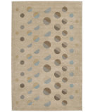 RugStudio presents Nourison Aspects AP-07 Beige Hand-Tufted, Best Quality Area Rug