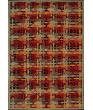 RugStudio presents Nourison Aspects AP-13 Multi Hand-Tufted, Best Quality Area Rug