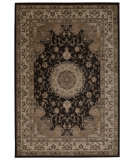 RugStudio presents Nourison Ararat Ara02 Charcoal Machine Woven, Good Quality Area Rug