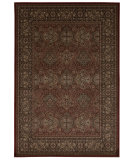 RugStudio presents Nourison Ararat Ara04 Rust Machine Woven, Good Quality Area Rug