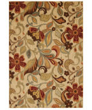 RugStudio presents Nourison Aristo Ars04 Ivory Machine Woven, Good Quality Area Rug
