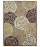 RugStudio presents Nourison Aristo Ars08 Multicolor Machine Woven, Good Quality Area Rug