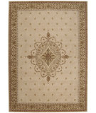 RugStudio presents Nourison Ashton House AS-01 Beige Machine Woven, Best Quality Area Rug