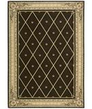 RugStudio presents Nourison Ashton House AS-03 Brown Machine Woven, Best Quality Area Rug