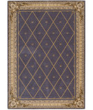 RugStudio presents Nourison Ashton House AS-03 Blue Machine Woven, Best Quality Area Rug