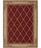 RugStudio presents Nourison Ashton House AS-03 Sienna Machine Woven, Best Quality Area Rug