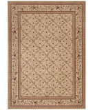 RugStudio presents Nourison Ashton House AS-08 Beige Machine Woven, Best Quality Area Rug