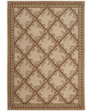 RugStudio presents Nourison Ashton House AS-09 Beige Machine Woven, Best Quality Area Rug