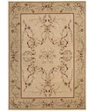 RugStudio presents Rugstudio Famous Maker 39531 Light Gold Machine Woven, Good Quality Area Rug