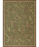 RugStudio presents Nourison Ashton House AS-11 Olive Machine Woven, Best Quality Area Rug