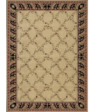 RugStudio presents Nourison Ashton House AS-29 Beige Machine Woven, Best Quality Area Rug