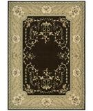 RugStudio presents Nourison Ashton House AS-36 Brown Machine Woven, Best Quality Area Rug