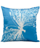 RugStudio presents Nourison Pillows Outdoor As525 Turquoise