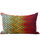 RugStudio presents Kathy Ireland Pillows At178 Multicolor