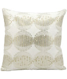 RugStudio presents Kathy Ireland Pillows At192 White