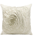 RugStudio presents Kathy Ireland Pillows At193 White