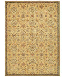 RugStudio presents Kathy Ireland Ki12 Babylon Bab01 Gold Machine Woven, Good Quality Area Rug