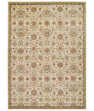 RugStudio presents Kathy Ireland Ki12 Babylon Bab01 Ivory Machine Woven, Good Quality Area Rug