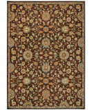 RugStudio presents Kathy Ireland Ki12 Babylon Bab05 Brown Machine Woven, Good Quality Area Rug
