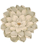 RugStudio presents Barclay Butera Bloom Bm09 Beige Hand-Tufted, Good Quality Area Rug