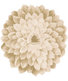 RugStudio presents Nourison Bloom Bm40 Beige Hand-Tufted, Good Quality Area Rug