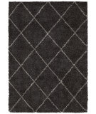 RugStudio presents Nourison Brisbane Bri03 Charcoal Machine Woven, Good Quality Area Rug