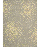 RugStudio presents Nourison Capri CAP-2 Gry Machine Woven, Best Quality Area Rug