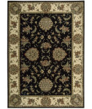RugStudio presents Nourison Cambridge CG-02 Black Machine Woven, Better Quality Area Rug